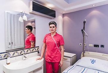 Dnevna bolnica, Poliklinika dr. Misir