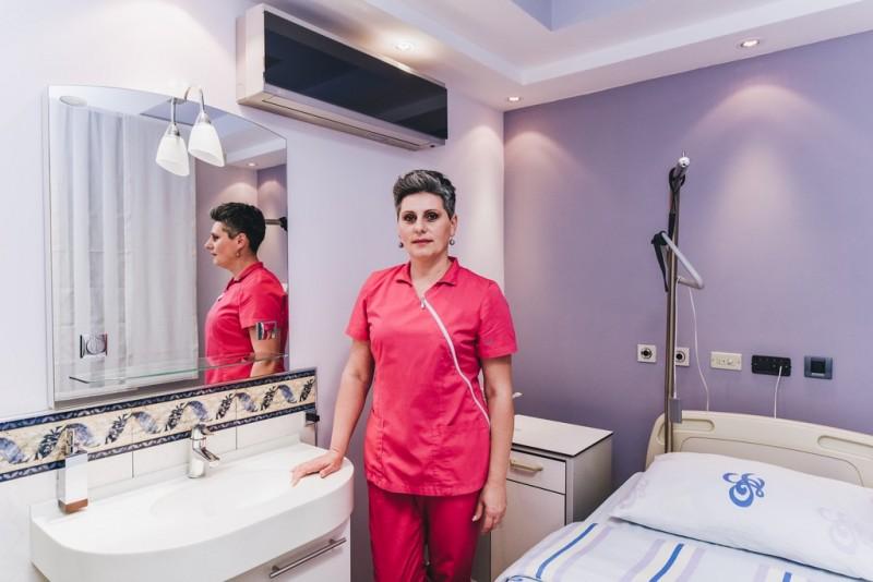 Tägliches Krankenhaus
